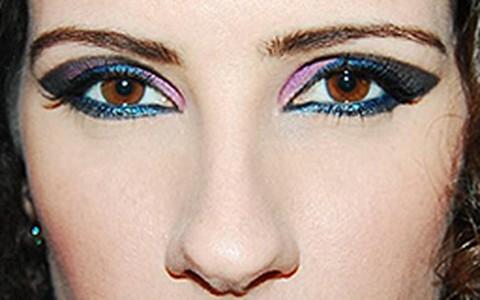 Passo a passo de maquiagem para os olhos