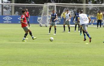 Cruzeiro calibra a pontaria para último jogo do Campeonato Brasileiro 2016