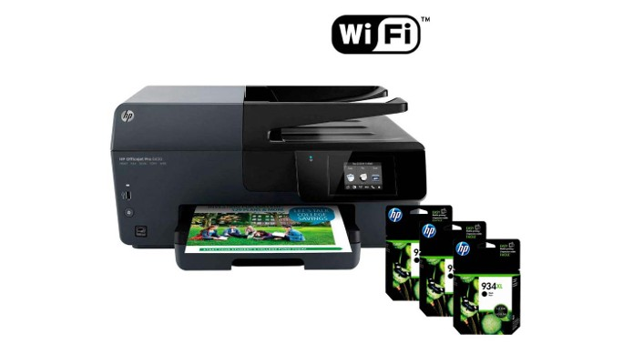 HP Officejet Pro 6830 (Foto: Divulgação)