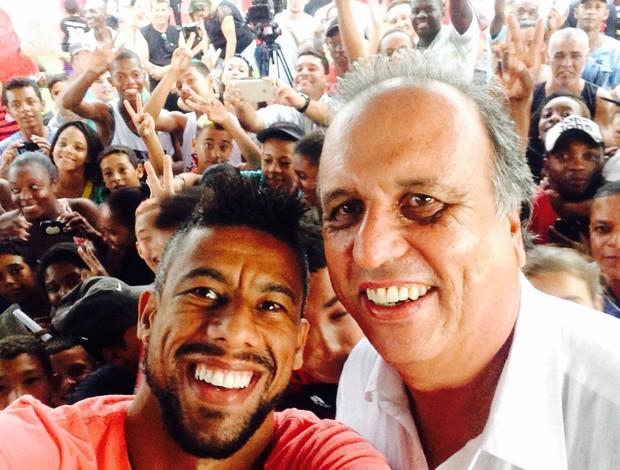 Léo Moura lança projeto com Governo do Rio