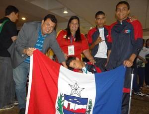 AL Paralimpíadas Escolares (Foto: Adelmo Ricardo)