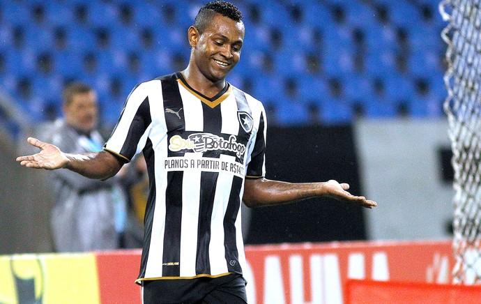 Jobson, Botafogo X Tigres (Foto: Vitor Silva / SSpress)