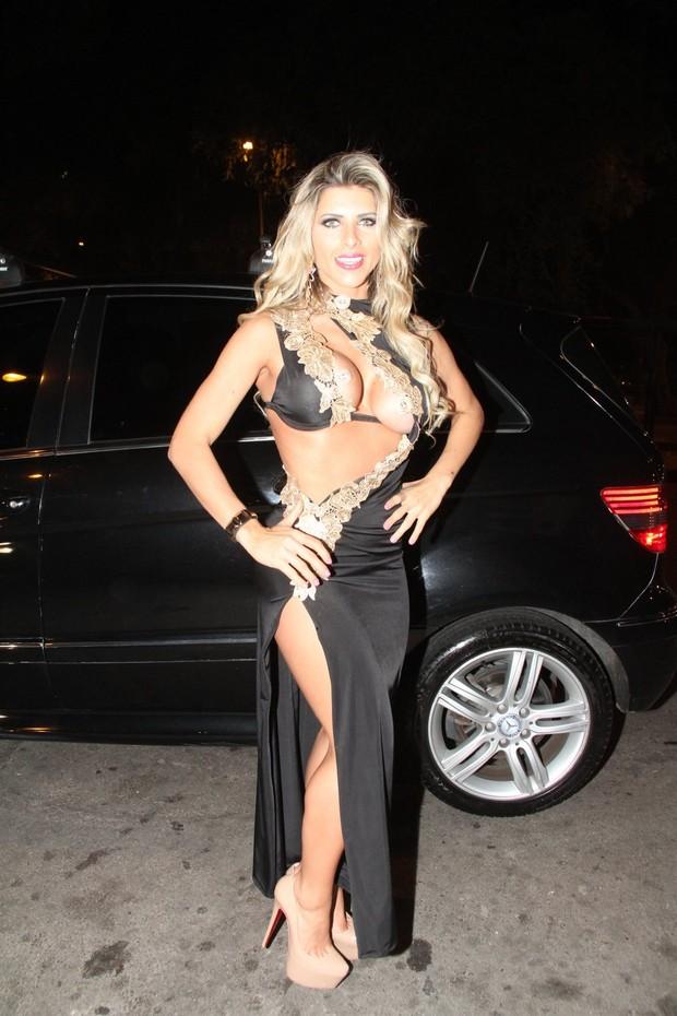 Ana Paula Minerato (Foto: Thygo Andrade - Foto Rio News)