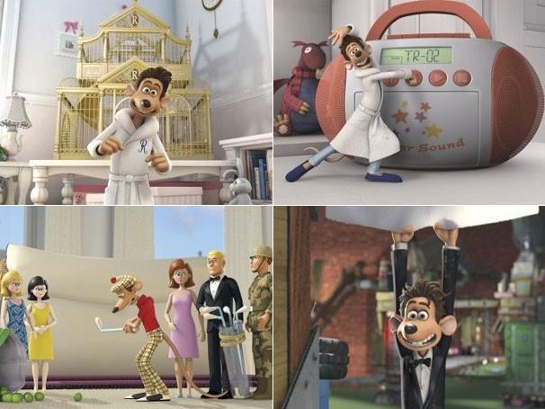 rede globo filmes sessão da tarde traz as confusões da animação