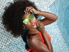 Ensaio de moda: Erika Januza