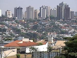Uberlândia é eleita a cidade com melhor saneamento básico no país (Foto: Reprodução/ TV Integração)