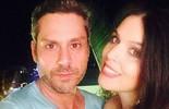 Esposa de Alexandre Nero, Karen Brusttolin fala sobre maternidade e elogia ator: 'Superpai'
