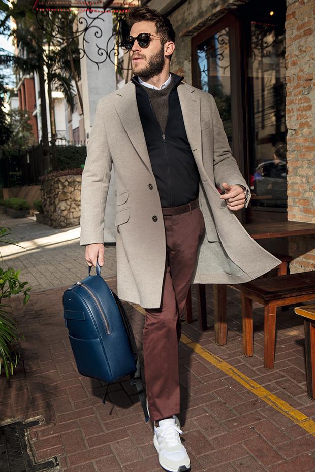 Moda sportswear (Foto: Franco Amendola )