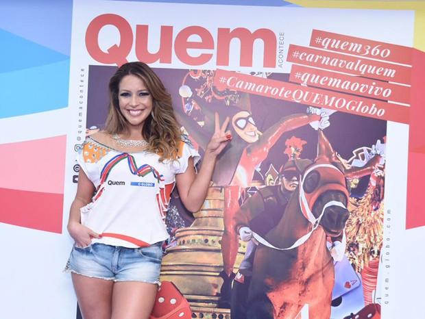 Renata Dominguez (Foto: Renato Wrobel/ Ed. Globo)