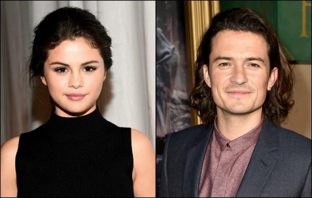 Falando em Orlando Bloom, o ator ficou com a cantora Selena Gomez no início de 2014. (Foto: Getty Images)