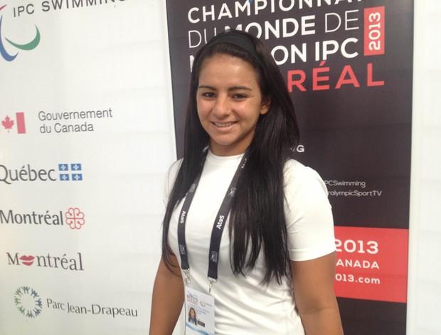 Camille Cruz musa paralímpica brasileira (Foto: Flávio Dilascio)