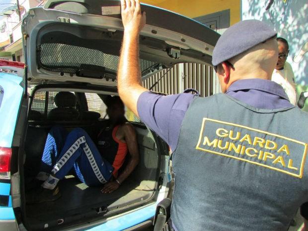 Criança morre depois de ser estuprada em Itu (Foto: Edmilson Santos/Jornal Estância de Salto)