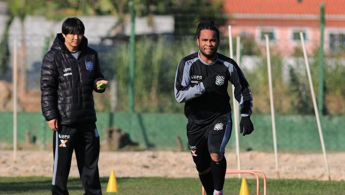 Carlos Alberto Figueirense (Foto: Luiz Henrique/Figueirense FC)