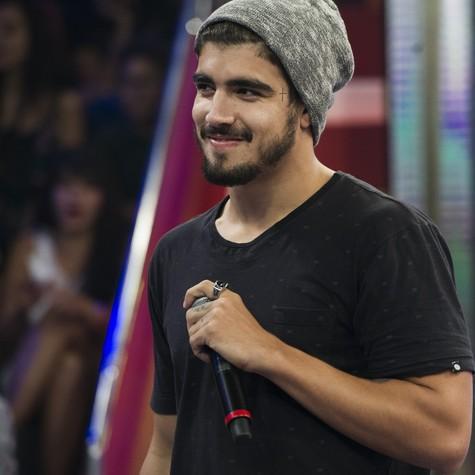 Caio Castro (Foto: TV Globo)