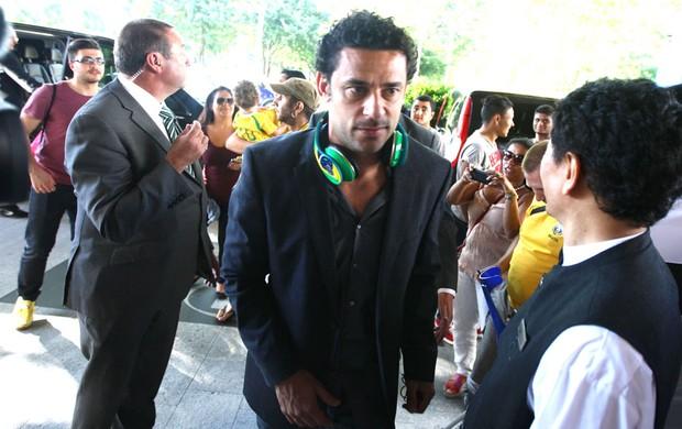 Fred Apresentação Seleção Brasileira (Foto: Mowa press)