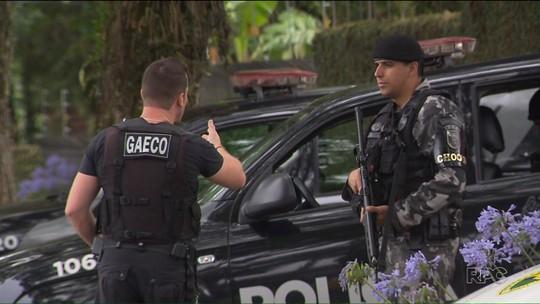PMs suspeitos de facilitar tráfico e assaltos são alvo de ação do Gaeco