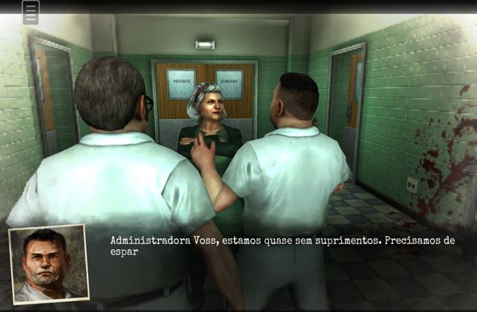 Coisas bizarras acontecem no hospital macabro de Lost Within (Foto: Divulgação)