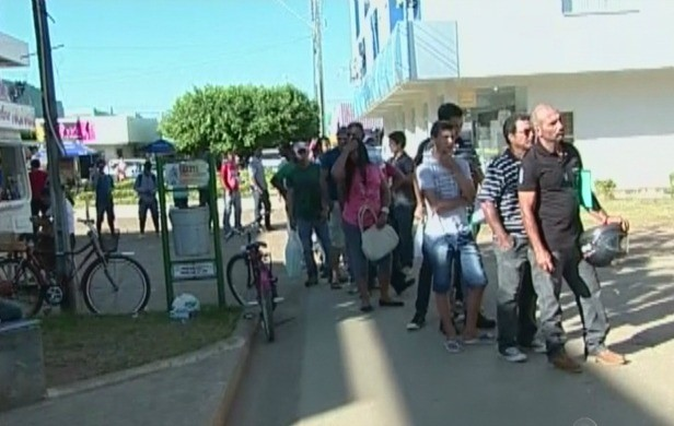Tempo de espera em filas não pode ultrapassar os 30 minutos (Foto: Bom Dia Amazônia)