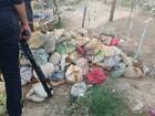 Agentes acham buraco e evitam fuga de presos no Complexo do Curado