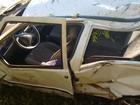 Jovem morre após capotamento na TO-336 entre Guaraí e Colméia