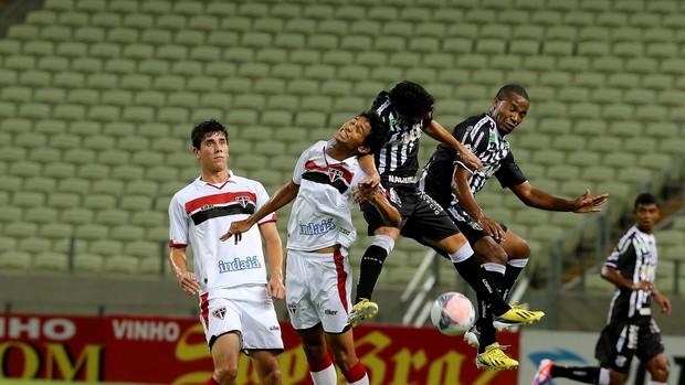 Ceará Ferroviário Castelão Campeonato Cearense (Foto: Kid Júnior/Agência Diário)