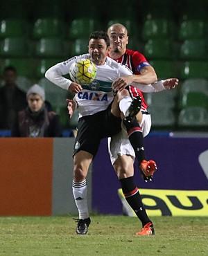 Maicon São Paulo (Foto: Rubens Chiri - site oficial do SPFC)