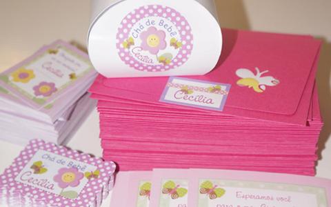 Chá de bebê: veja dicas para elaborar as listas de convidados e de presentes