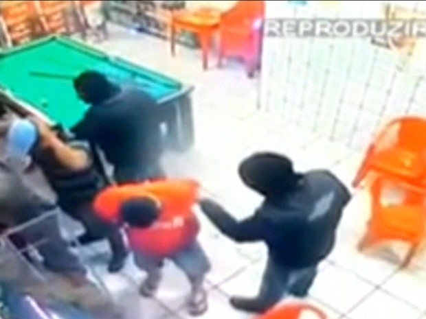 Chacina na Grande SP (Gnews) (Foto: Reprodução GloboNews)