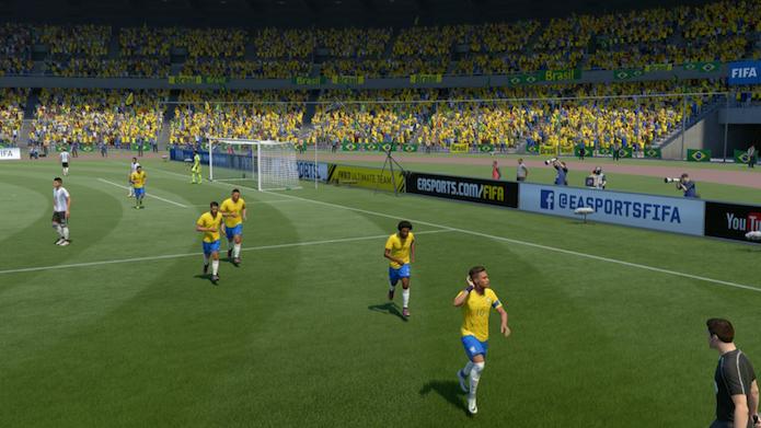 Fifa 17: confira as melhores comemorações para provocar os seus oponentes (Foto: Reprodução/Murilo Molina)