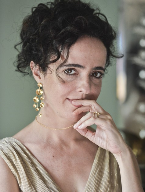 Silvia Buarque estará em As canalhas (Foto: Divulgação)