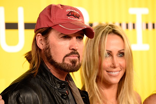Billy Ray Cyrus e Tish Cyrus (Foto: Getty Images)
