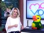 Ana Maria Braga manda mensagem de apoio a Ana Hickmann na TV