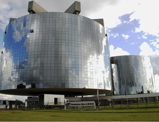 Sede da Procuradoria-Geral da República, em Brasília (Foto: Reprodução )