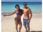 Belo se declara para Gracyanne Barbosa: 'Trasformou a minha vida'