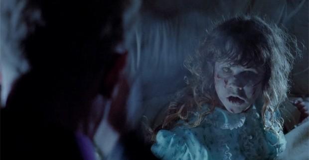 'O Exorcista' (navegue abaixo para ver curiosidades) (Foto: Reprodução)