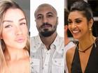 'Tudo não passa de armação', diz Fani sobre Fernando, Amanda e Aline
