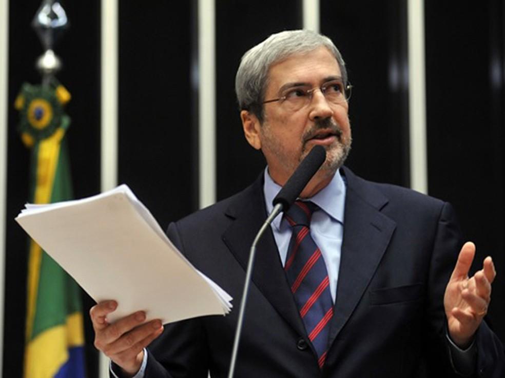 Antônio Imbassahy, líder do PSDB na Câmara. (Foto: Leonardo Prado/Agência Câmara)