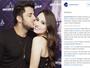 Famosos lamentam morte do cantor Cristiano Araújo e namorada