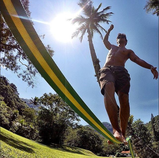 Rodrigo Simas (Foto: Instagram/Reprodução)