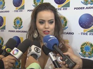 Funkeiro teria se apresentando no aniversário da deputada federal e ex-primeira-dama Shéridan (PSDB) (Foto: Reprodução/Rede Amazônica)