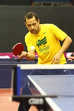 thiago monteiro tenis de mesa (Foto: Alaor Azevedo/CBTM)
