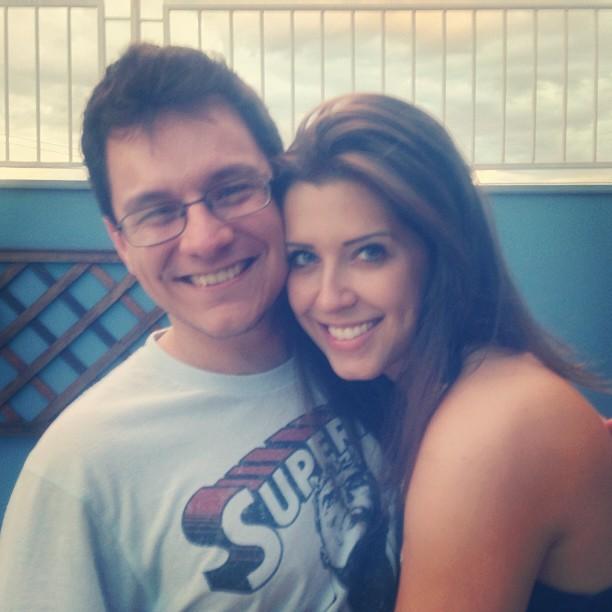 Andressa e Ivan (Foto: Reprodução/Instagram)