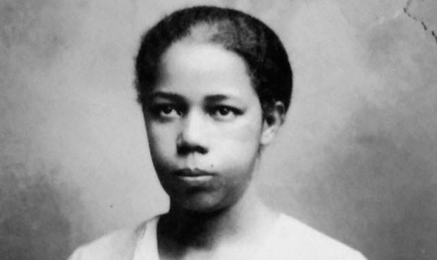 Antonieta de Barros foi a primeira parlamentar negra do Brasi (Foto: Acervo familiar)