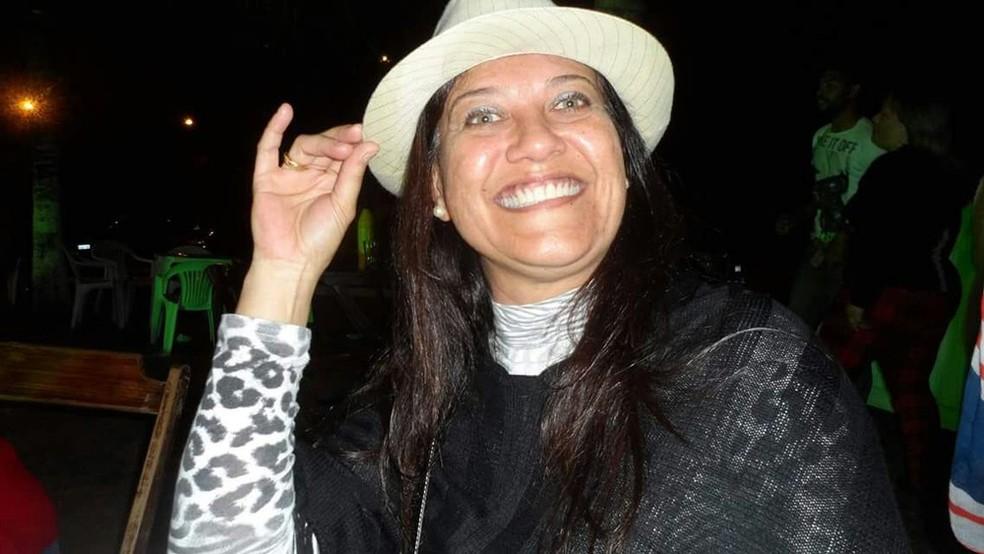 Maria foi encontrada morta no porta-malas do próprio carro  (Foto: Arquivo)