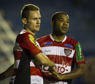 Catanduvense x Linense, Rafael Aidar, Copa Paulista (Foto: José Luis Silva / Ag. CA Linense)