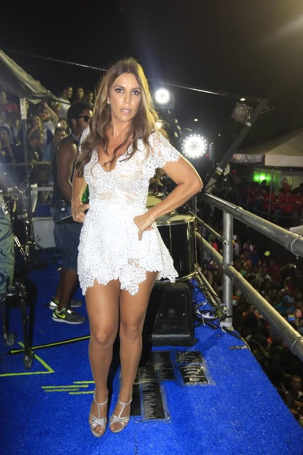 Ivete Sangalo se apresenta em micareta em Feira de Santana, na Bahia (Foto: Fred Pontes/ Divulgação)
