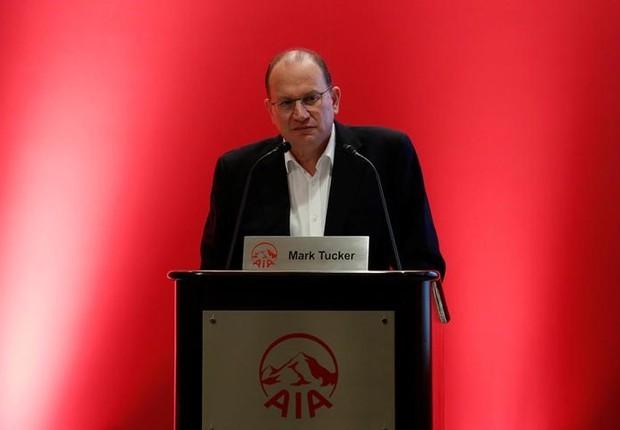 Mark Tucker foi nomeado presidente do conselho de administração do HSBC Holdings (Foto: Bobby Yip/Reuters)