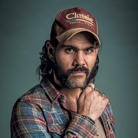 JULIANO CAZARRÉ ,ator (Foto:  Raquel Cunha/ TV Globo)