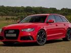 FOTOS: Audi RS6 Avant