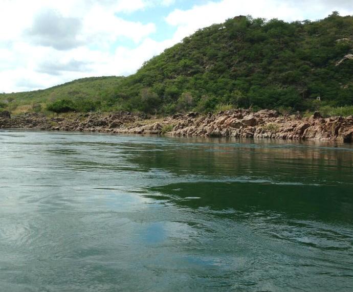 Mais um pedacinho das belezas naturais de Alagoas  (Foto: Aldo Correia )
